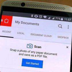 1. Cara Merubah File JPG ke PDF secara Online di Android
