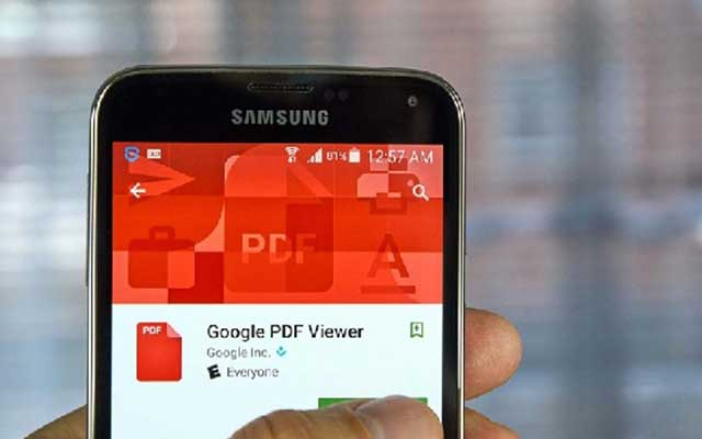 2. Cara Merubah File JPG ke PDF Secara Offline di Android
