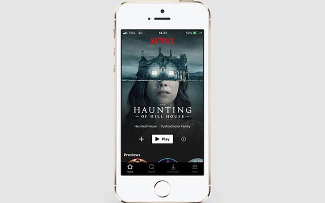 2. Cara Membuka Netflix di Iphone