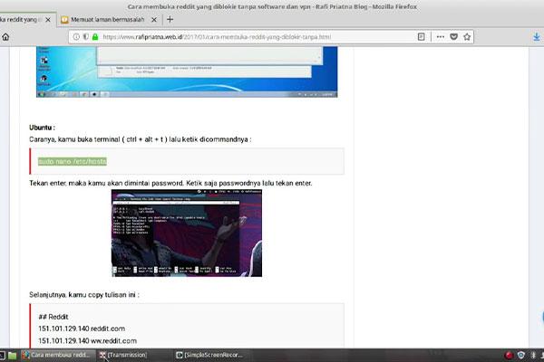 Cara Membuka Reddit di PC