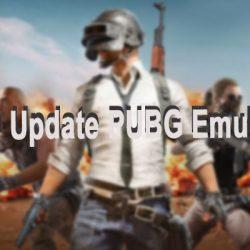 Cara Update PUBG Emulator