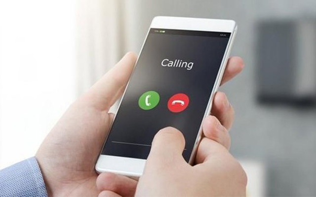 Reset dengan Panggilan Telepon