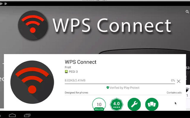 WPS Connect