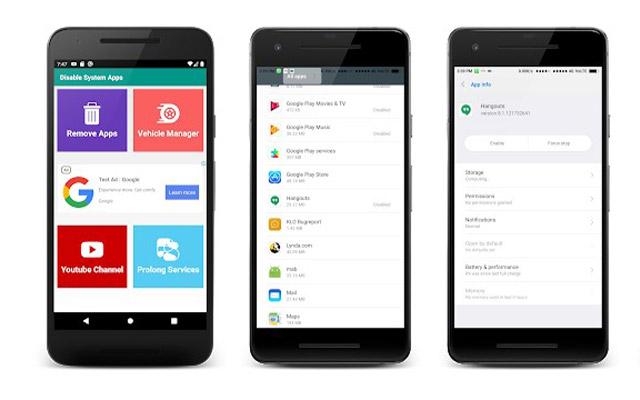 Menghapus Aplikasi Bawaan Xiaomi Dengan Redmi System Manager