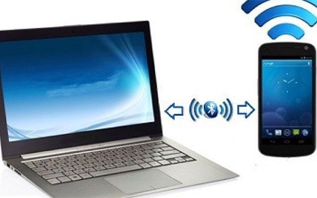 Menyambungkan Hotspot Menggunakan Bluetooth