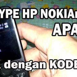 Cara Cek Tipe HP Nokia Semua Tipe dan Model Terbaru 1