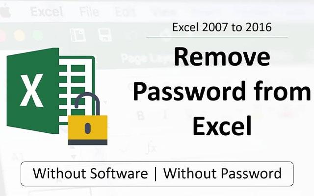 Cara Membuka Password Excel Yang Diproteksi Dengan Mudah