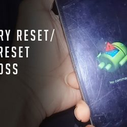 Cara Reset HP Evercoss Semua Tipe Terbaru