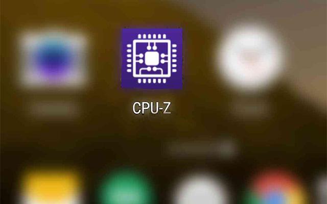 Cek Tipe Menggunakan Aplikasi CPU Z
