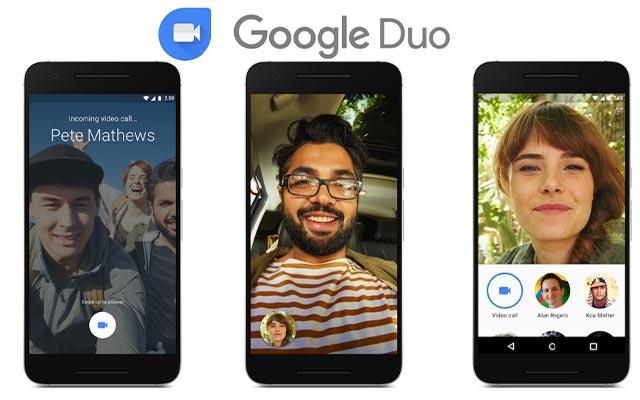 Menggunakan Aplikasi Google Duo
