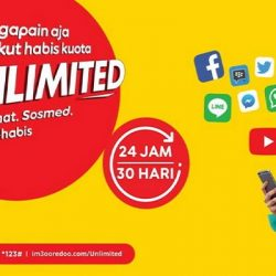 Paket Unlimited Youtube Indosat Murah dan Terbaru