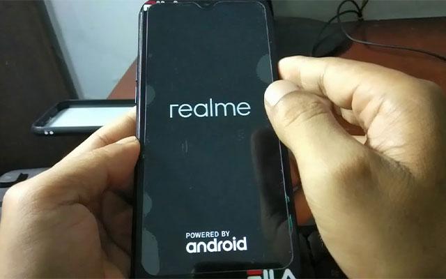 Reset Realme C2 Dalam Keadaan Darurat