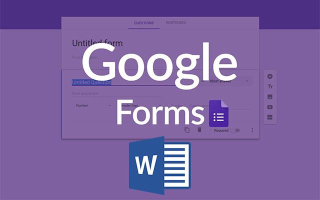Cara Import Soal ke Google Form Dari Word 100 Working