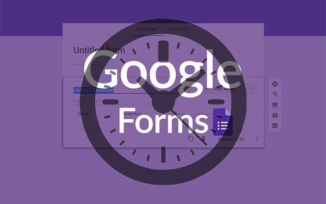 Cara Membuat Timer di Google Form Menggunakan Form Limiter
