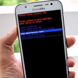 Cara Reset HP Samsung J5 Paling Mudah Pasti Berhasil