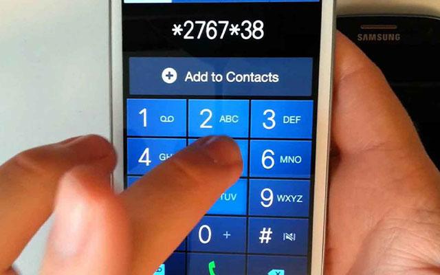 Cara Reset Samsung J5 Dengan Kode Rahasia
