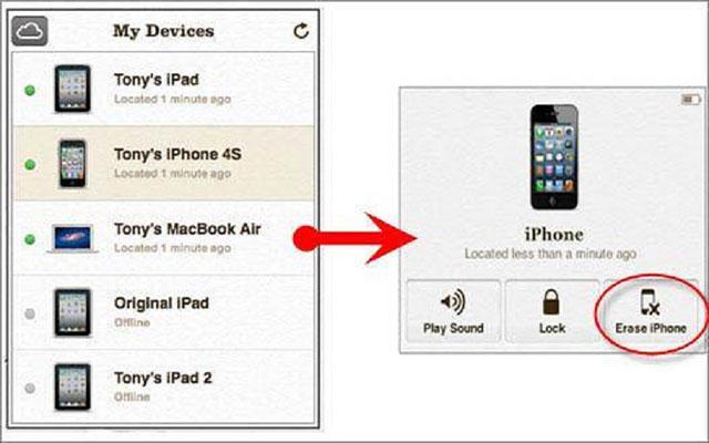 Cara Reset iPhone Menggunakan iCloud