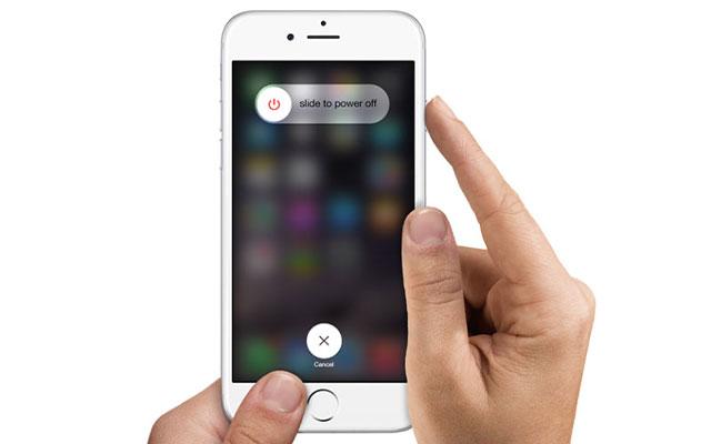 Cara Soft Reset iPhone