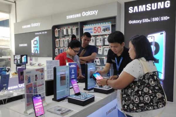 Gerai Resmi Samsung