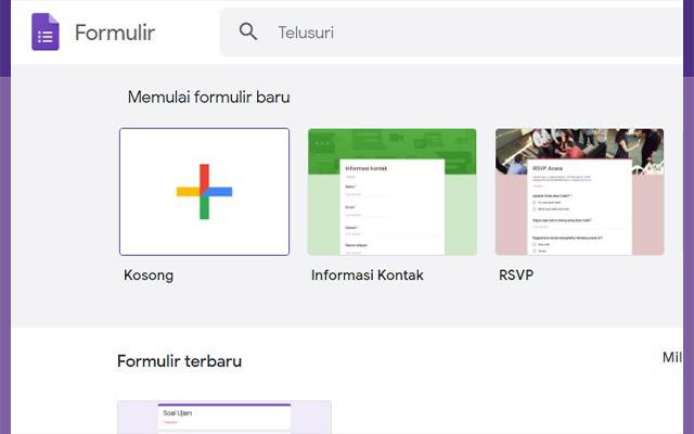 4 Cara Menggunakan Mode Terkunci Di Google Form Untuk Soal Dan Kuis