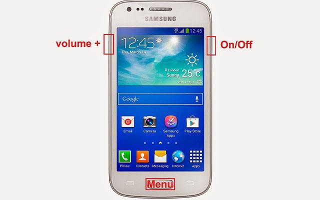 Cara Masuk Recovery Mode HP Samsung