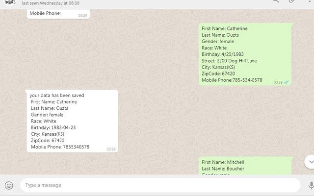 Cara Membuat Formulir di WhatsApp Paling Mudah