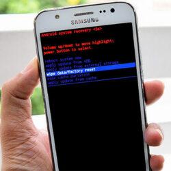 Cara Reset HP Samsung Semua Tipe 100 Berhasil