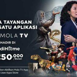 Cara Berlangganan Mola TV di Indihome Syaratnya