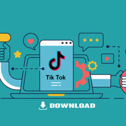 Cara Download Video TikTok Lewat Snaptik Paling Mudah