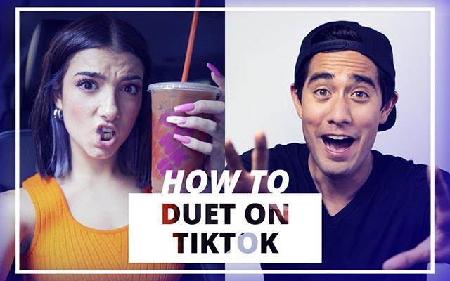 Cara Duet Nyanyi di TikTok Agar Ada Suaranya