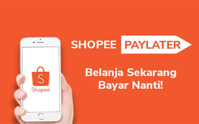 Cara Kredit HP di Shopee Dengan ShopeePayLater