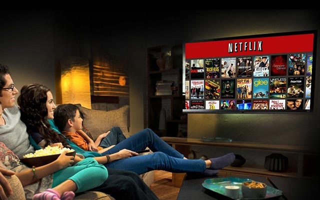 Cara Mengaktifkan Netflix di TV