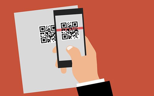 Cara Scan Barcode Wifi di HP Samsung