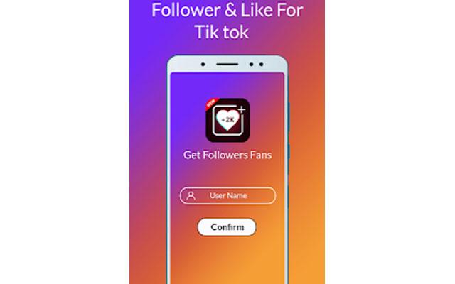 Aplikasi Followers and Likes For TikTok Free