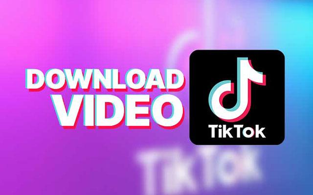 Aplikasi Video Downloader for TikTok