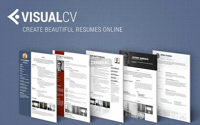 Aplikasi Visual CV