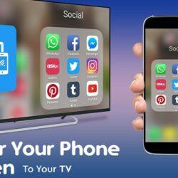 Cara Cermin Layar iPhone ke TV 100 Mudah Pasti Berhasil