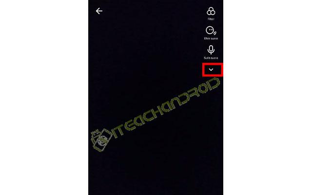Caranya klik ikon di bawah menu Sulih Suara