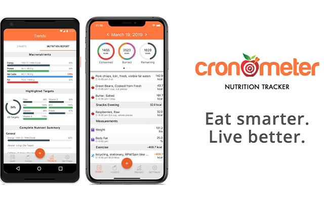 Cronometer Nutrition Tracker