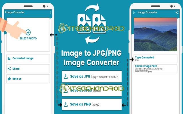 Image Converter PNGJPGJPEG