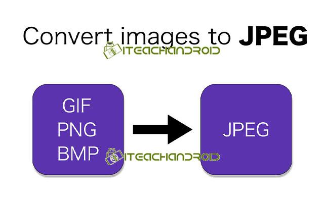 JPEG Converter PNGGIF ke JPEG