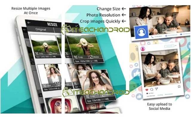 TinyPhoto KonversiJPEG PNG Pangkas Ubah Ukuran