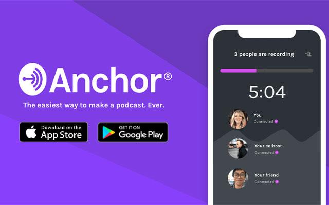 Anchor Buat Podcast Kamu Sendiri