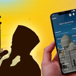 Aplikasi Adzan Waktu Sholat Otomatis Terbaik