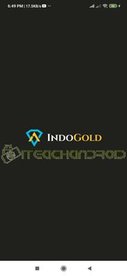 Buka Aplikasi Indogold