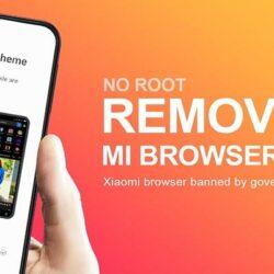 Cara Uninstal Mi Browser Permanen Dalam 2 Menit Tanpa Root