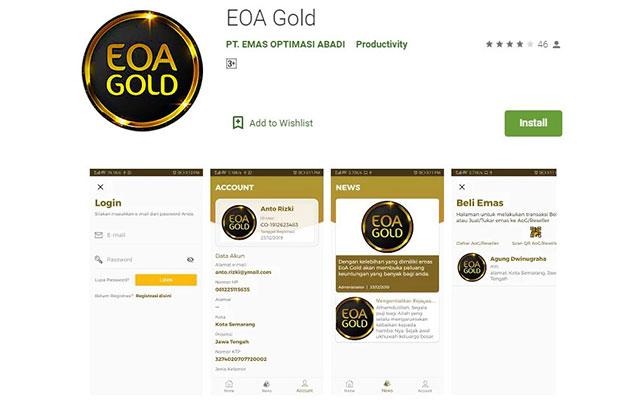 EOA Gold