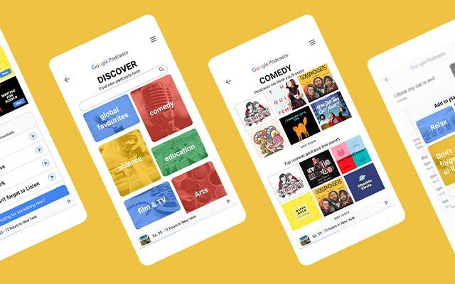 Google Podcast Temukan Podcast Gratis Ngetren