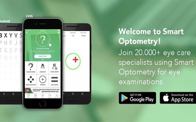 Smart Optometry – Eye test for professionals