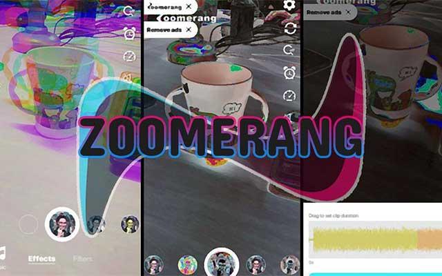 Zoomerang Short Videos